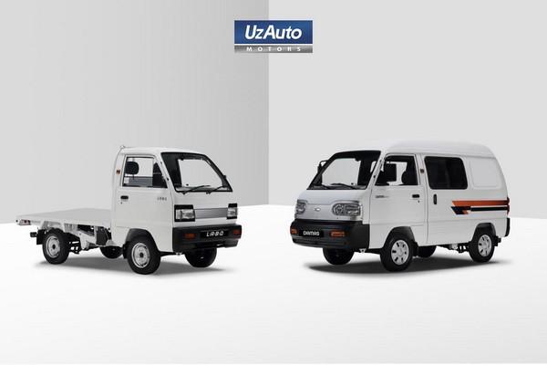 UzAuto Motors предлагает новые типы автомобилей Damas и Labo